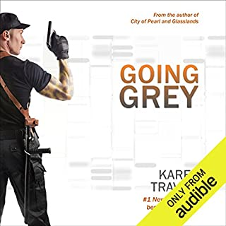Going Grey     Ringer, Book 1              By:                                                                                                                                 Karen Traviss                               Narrated by:                                                                                                                                 Euan Morton                      Length: 22 hrs and 16 mins     369 ratings     Overall 4.3