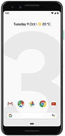 Google Pixel 3 (Clearly White, 4GB RAM, 128GB Storage)