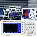 HYY-AA Osciloscopio digital de almacenamiento, 2 canales portátil táctil completa Generador...