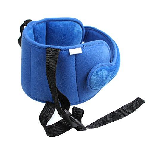 ALINICE Verstellbares Autositz-Kopfstützband für Kleinkinder, Autositzbezug, Sicherheits-Autositz-Nackenentlastung