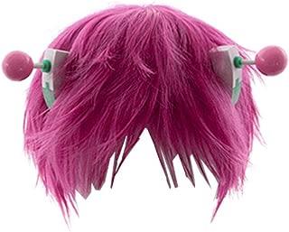 Saiki Kusuo Cosplay Wig Headdress and Glasses