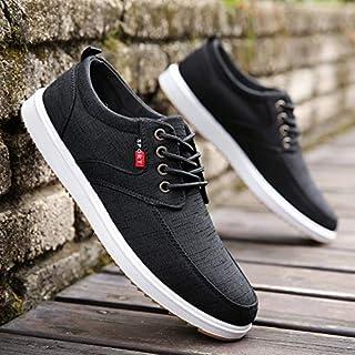 SR trade -YUNTU Men's Casual Shoes Summer Canvas Shoes Men's Breathable Casual Canvas Men's Shoes Men's Shoes Factory Sales