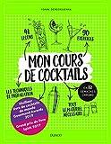 Mon cours de cocktails - en 12 semaines chrono - En 12 semaines chrono