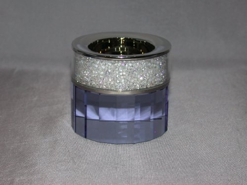 Swarovski Crystalline Teelicht blau Tealight blue 1066080 AP2011