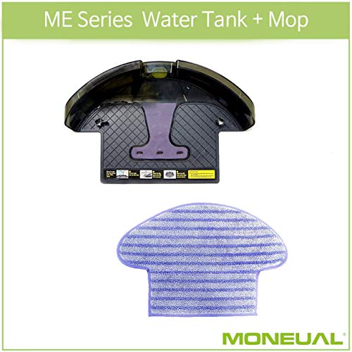 MONEUAL Spare parts 2-in1 [Water tank + Mopset]