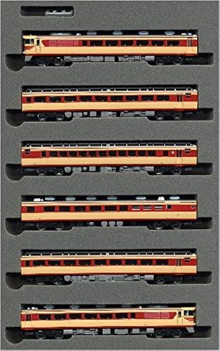 J.N.R. Limited Express Diesel Train Series Kiha181 Set (Model Train)