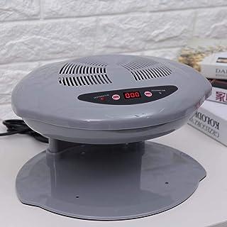 Secador de uñas profesional Sensor de temperatura de soplado de aire frío/cálido Lámpara de uñas LED Secado rápido para manos, piel, vacaciones populares