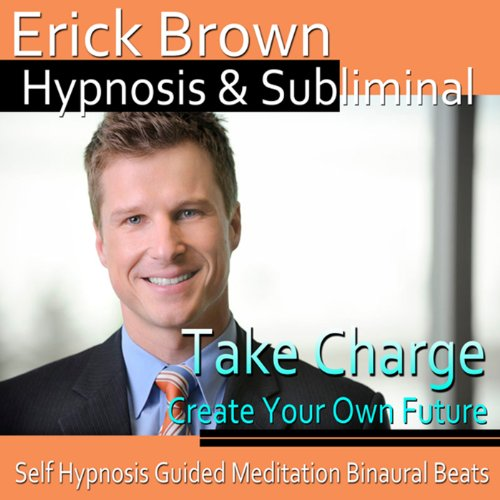 Take Charge Hypnosis audiobook cover art