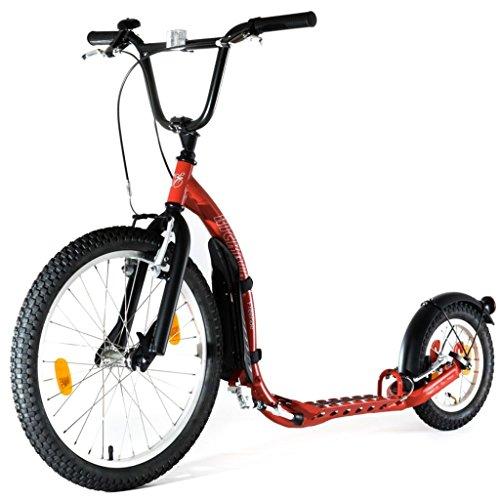 Kickbike Roller Freeride G4 Rot