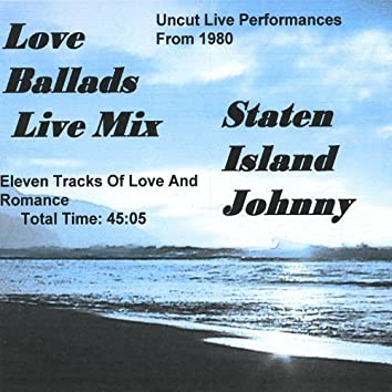 'love Ballads' By Johnny - Live Mix