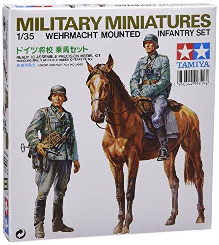 Tamiya - 35053 - Maquette - Figurine - Infanterie Allemande
