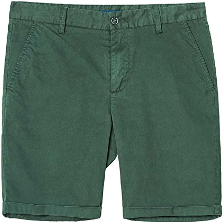 Aczeg Shorts Summer Plain Beach Casual Men