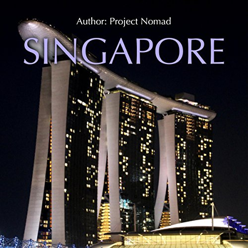 Singapore audiobook cover art