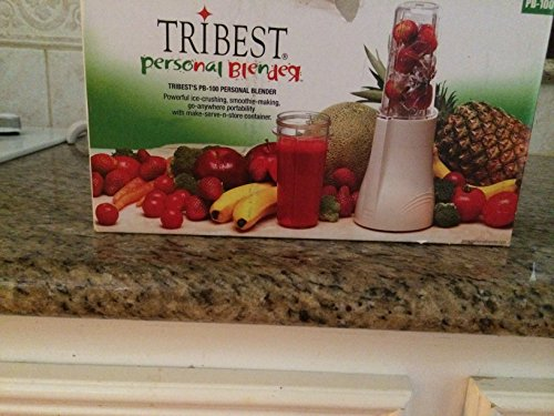 Tribest Personal Blender PB-100 Compact Package