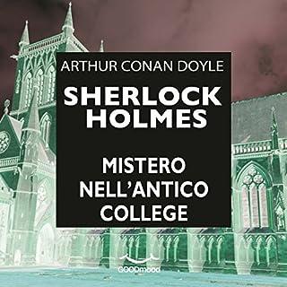 Mistero nell'antico College copertina