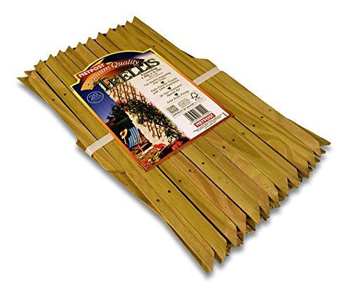Metpost Natural Treated Pine Wood Trellis (1.8m x 0.3m)
