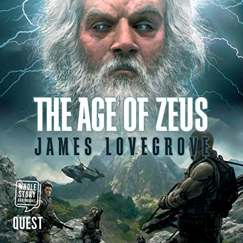 Couverture de The Age of Zeus