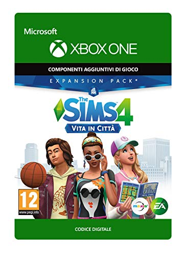 THE SIMS 4: CITY LIVING | Xbox One - Codice download