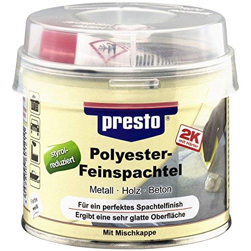 Presto 601211 Mastic fin