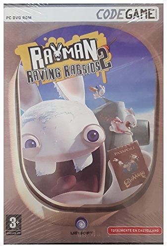 Rayman Raving Rabbids 2 [Importer espagnol]
