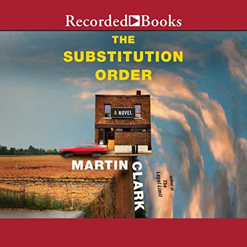 Page de couverture de The Substitution Order