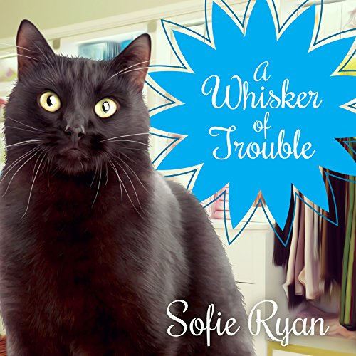 A Whisker of Trouble audiobook cover art