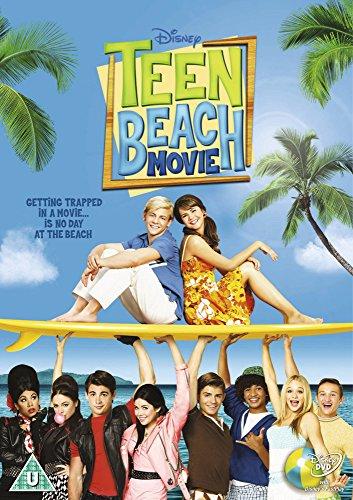 Teen Beach Movie [Reino Unido] [DVD]