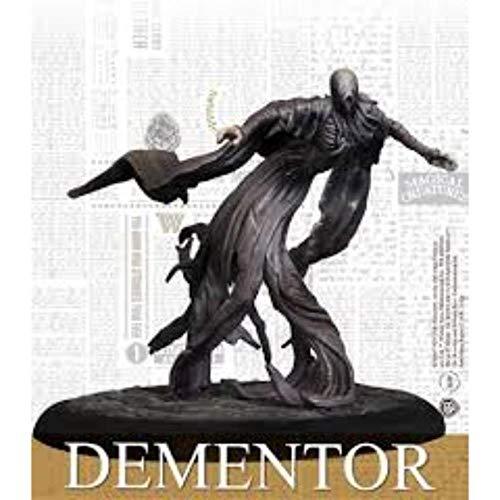 Knight Models Juego de Mesa - Miniaturas Resina Harry Potter Muñecos : Dementor Expansion Pack versión inglesa