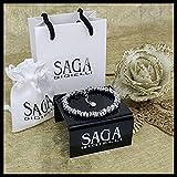 Zoom IMG-1 saga gioielli bracciale donna intrecciato