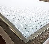 Gel Infused Memory Foam TXL 3' Topper - College Dorm Beds