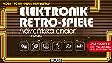Elektronik-Retro-Spiele-Adventskalender 2018