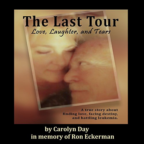 The Last Tour audiobook cover art