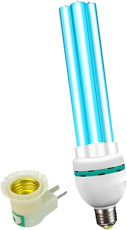 UV-Lampe, Luftreiniger zur Sterilisation Antibakterielle Rate 99,9% Tragbares Desinfektionsmittel Desinfektionslicht UV-keimttende Lampe