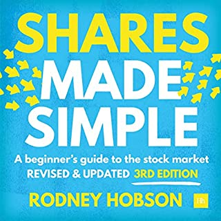 Shares Made Simple, 3rd Edition: A Beginner's Guide to the Stock Market cover art