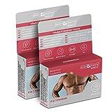 X2 Andropharma Muscle Integratore Aumentare la Massa Muscolare. Crescita Muscoli