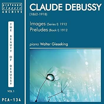 Claude Debussy, Vol. 1