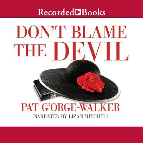 Don't Blame the Devil audiobook cover art