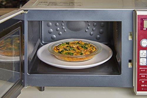 HARIO(ハリオ)耐熱パイ皿2枚セットHPZ-1812