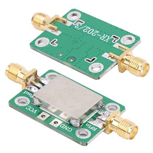 SALUTUYA Amplificador de 0.1-4000MHz 3.3-5.5VDC Ganancia Estable + 3dBm para amplificar Varias señales de radiofrecuencia para transmisión FM