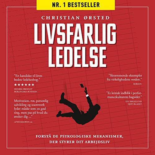 Livsfarlig ledelse [Fatal Management] audiobook cover art
