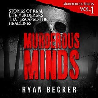 Murderous Minds cover art