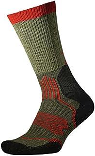 Thorlo mens Padded Outdoor Fanatic Crew Sock Hiking Socks