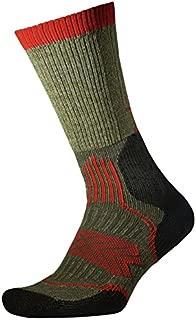 thorlos Men's Ofxu Max Cushion Outdoor Fanatic Crew Socks