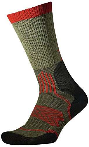 Thorlo Outdoor Fanatic Chaussettes Mixte Adulte, Olive Branch, FR : L (Taille Fabricant : L)