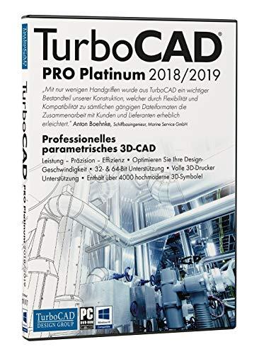 Turbo Cad V 2018/19 Pro Platinum