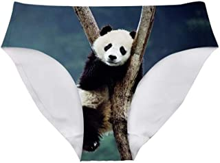 Allcute Funny Women Underwear Briefs Sexy Breathable Hipster Panty for Bachelorette Party