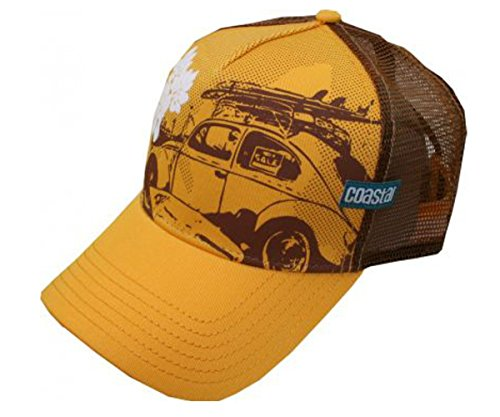 Coastal HFT Beetle Sun - Gorra, color amarillo