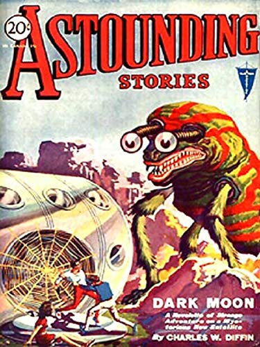 Astounding Stories of Super-Science, Vol. 17: May 1931