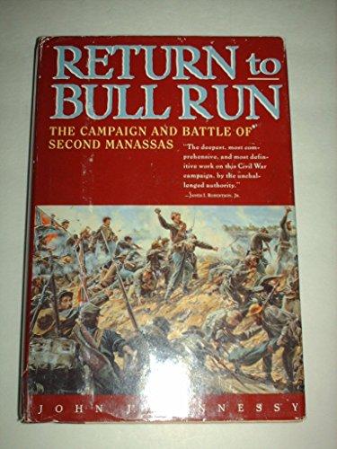 Civil War Bull Run History