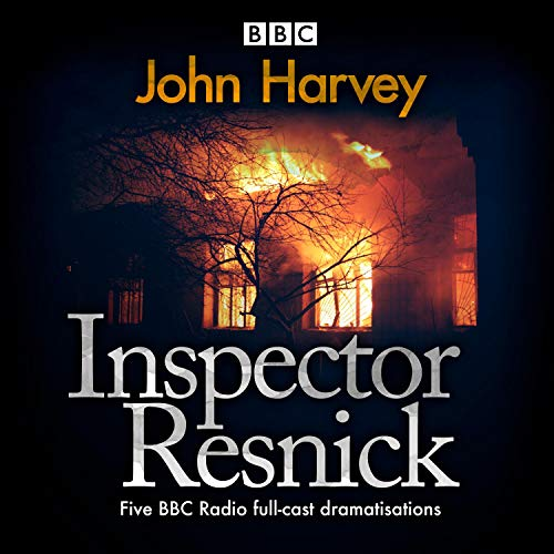 Inspector Resnick cover art